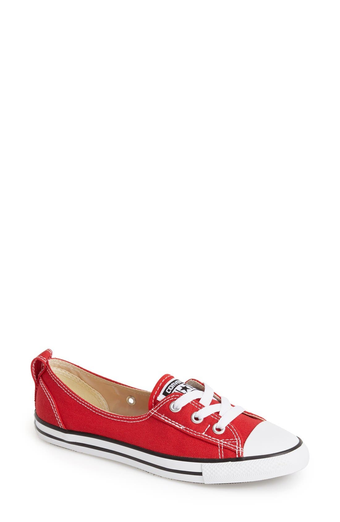 ,                             Chuck Taylor<sup>®</sup> All Star<sup>®</sup> Ballet Canvas Sneaker,                             Main thumbnail 21, color,                             600
