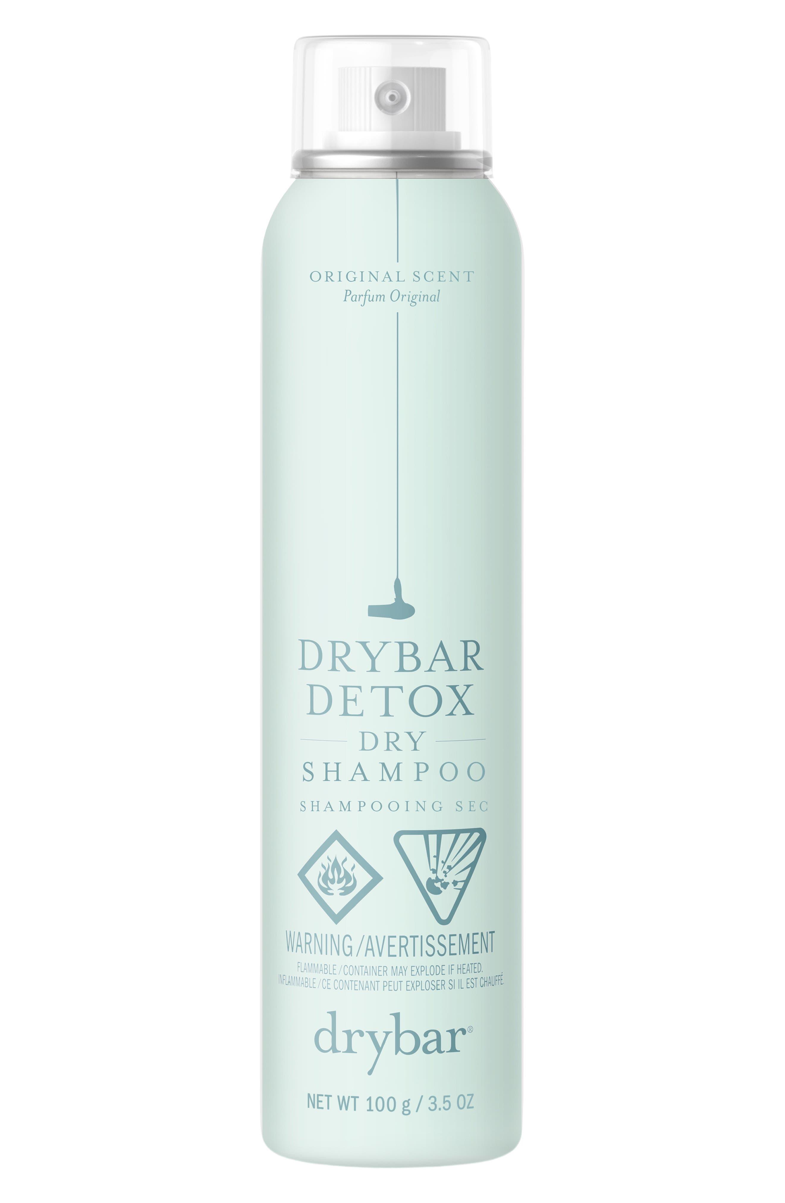 Image of DRYBAR Detox Dry Shampoo - Original Scent - Travel Size