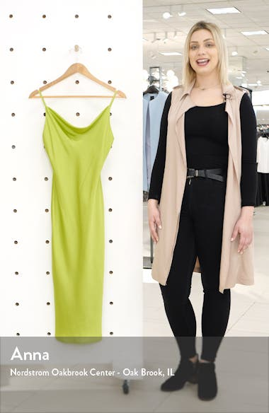 Midi Slipdress, sales video thumbnail