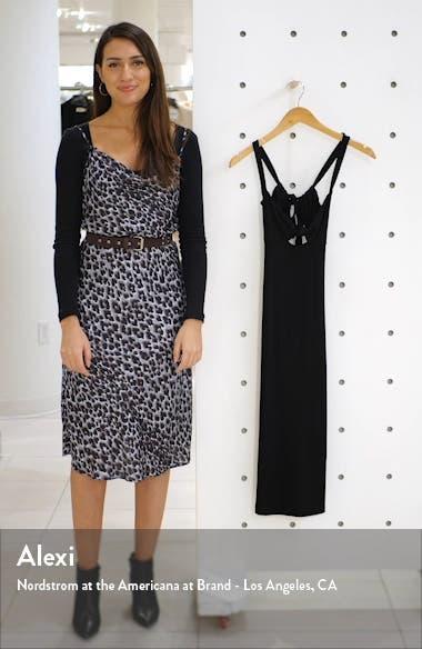 Kaia Sleeveless Open Back Dress, sales video thumbnail