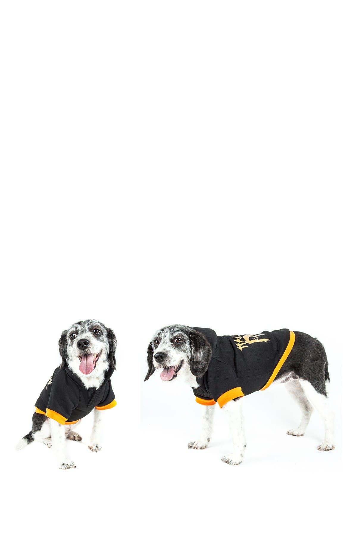 Image of PETKIT Pet Life LED Lighting Halloween Party Hooded Sweater Pet Costume - Medium