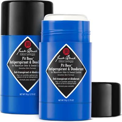 Jack Black Pit Boss Antiperspirant & Deodorant Duo