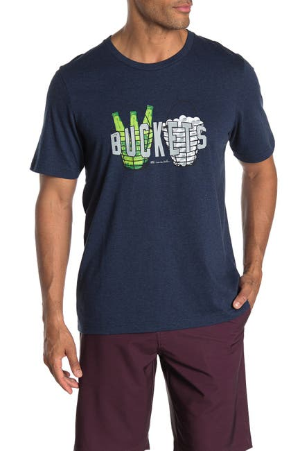 Image of TRAVIS MATHEW Buckets Graphic T-Shirt