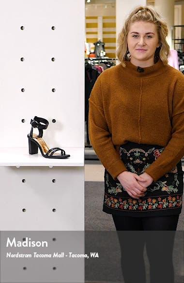 Elasana Block Heel Sandal, sales video thumbnail