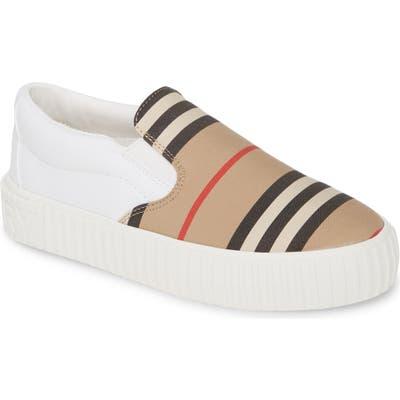 Burberry Slip-On Sneaker
