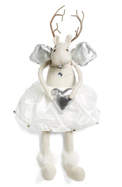 "Image of ALLSTATE 21"" Reindeer Angel"
