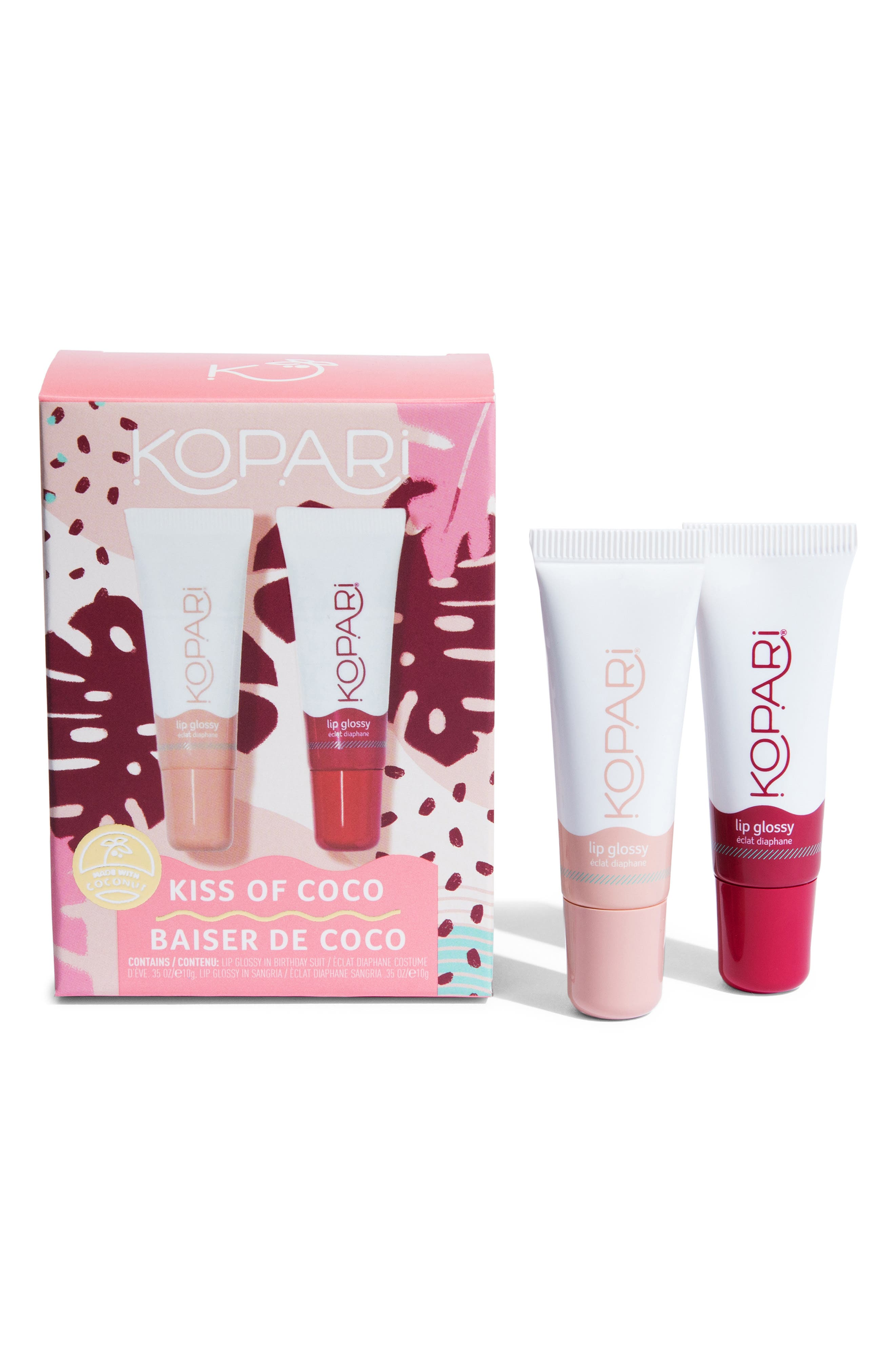 Image of Kopari Kiss of Coco Lip Kit