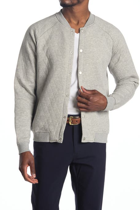 Sovereign Code - Princeton Quilted Bomber Jacket
