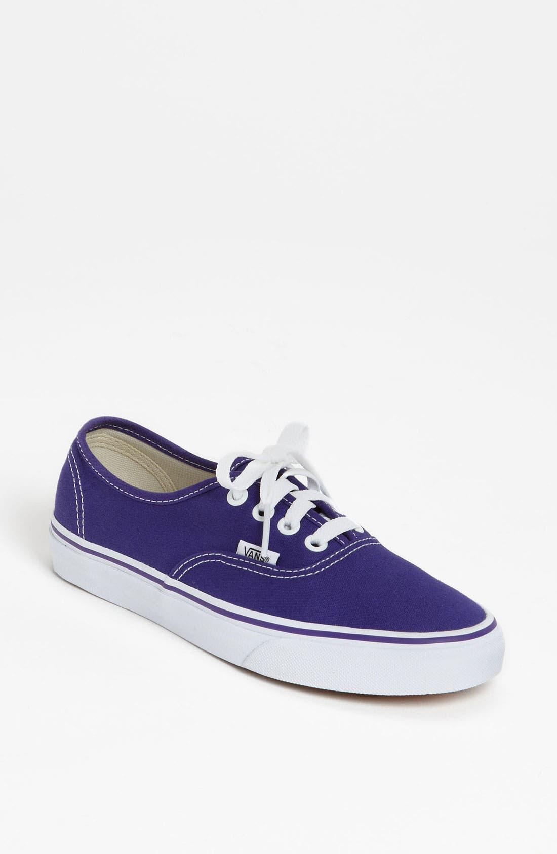 ,                             'Authentic' Sneaker,                             Main thumbnail 666, color,                             505