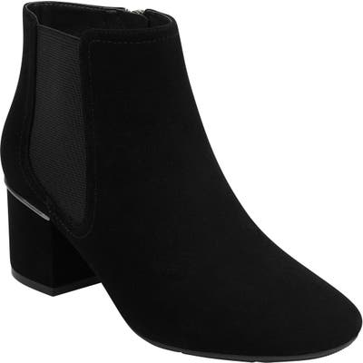 Evolve Nadia Bootie- Black