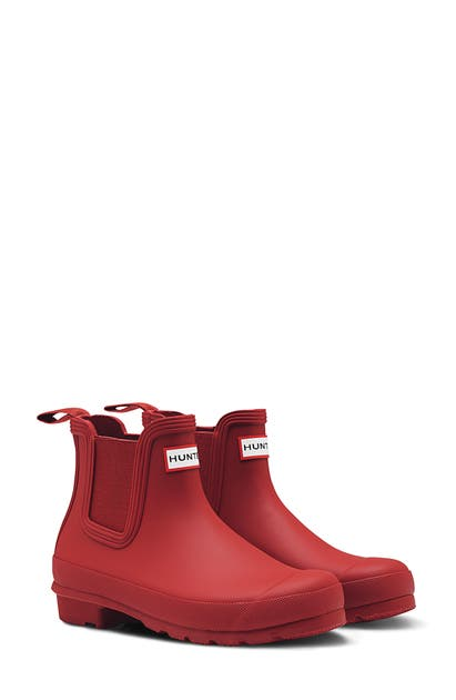 Hunter ORIGINAL WATERPROOF CHELSEA RAIN BOOT
