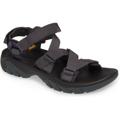 Teva Terra Fi 5 Sport Sandal, Grey