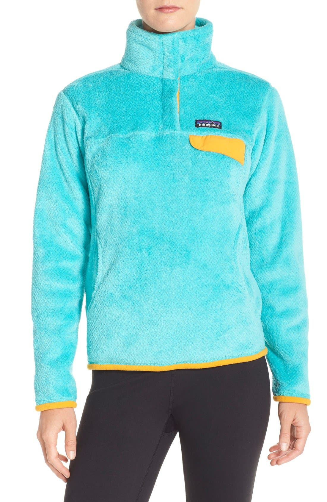 ,                             Re-Tool Snap-T<sup>®</sup> Fleece Pullover,                             Main thumbnail 126, color,                             405