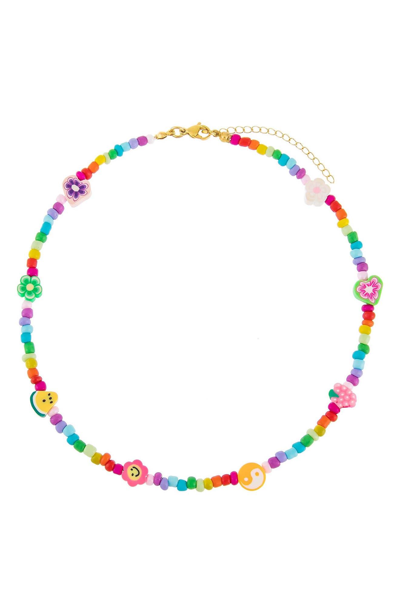 Women's Adina's Jewels Beaded Necklace