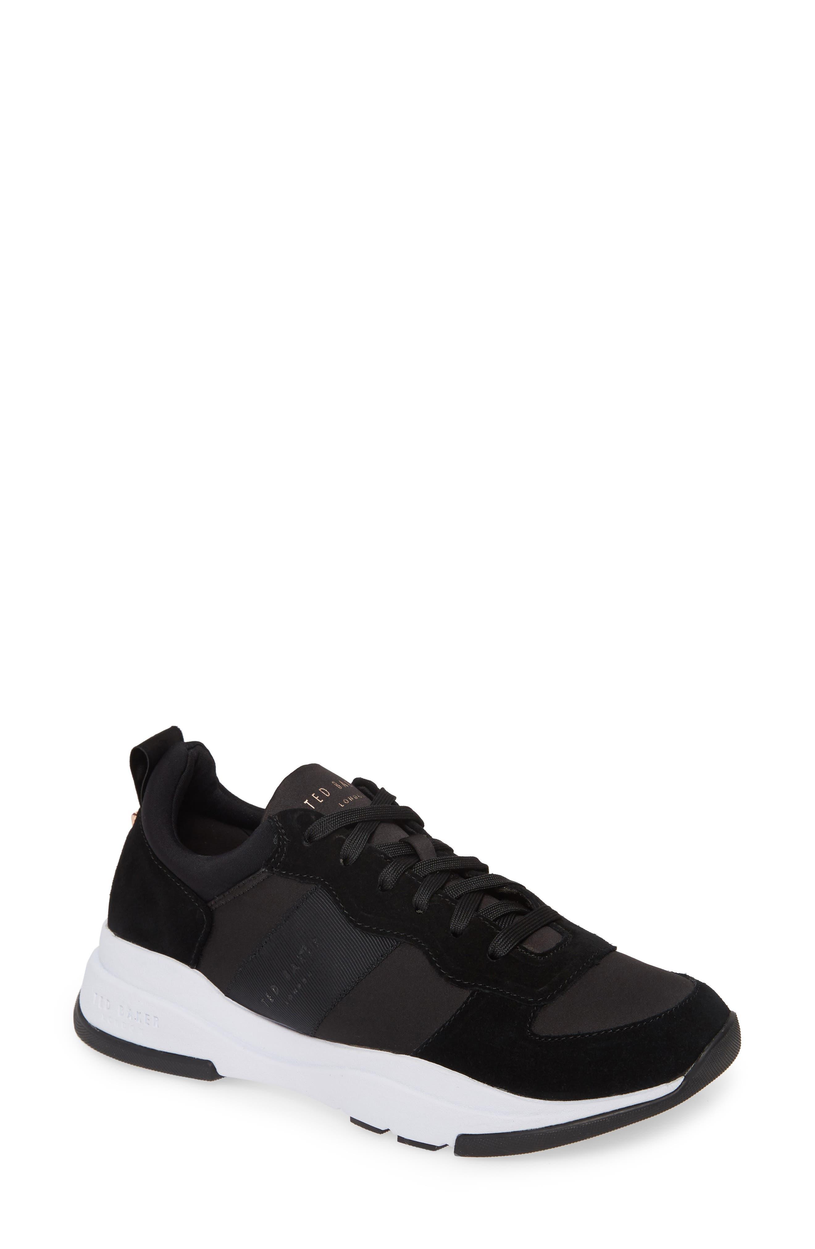 Ted Baker London Waverdi Sneaker, Black