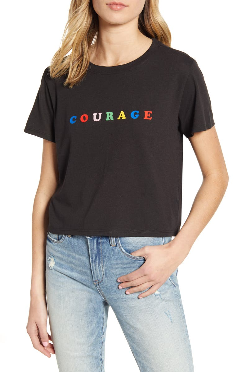 SUB_URBAN RIOT Dylan Courage Tee, Main, color, 001