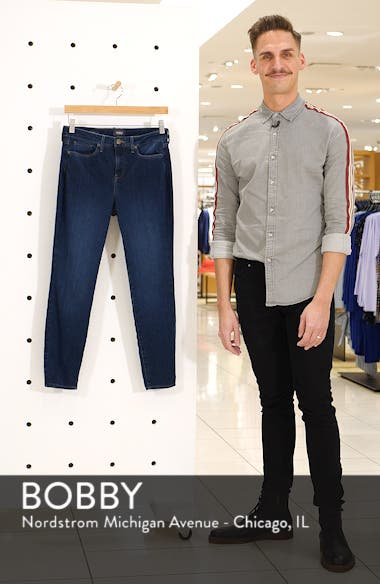 Ami Ankle Skinny Jeans, sales video thumbnail