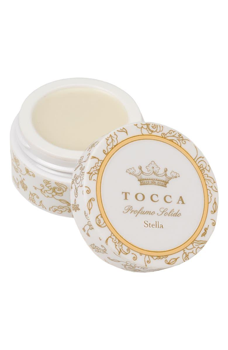 TOCCA 'Stella' Solid Perfume, Main, color, 000