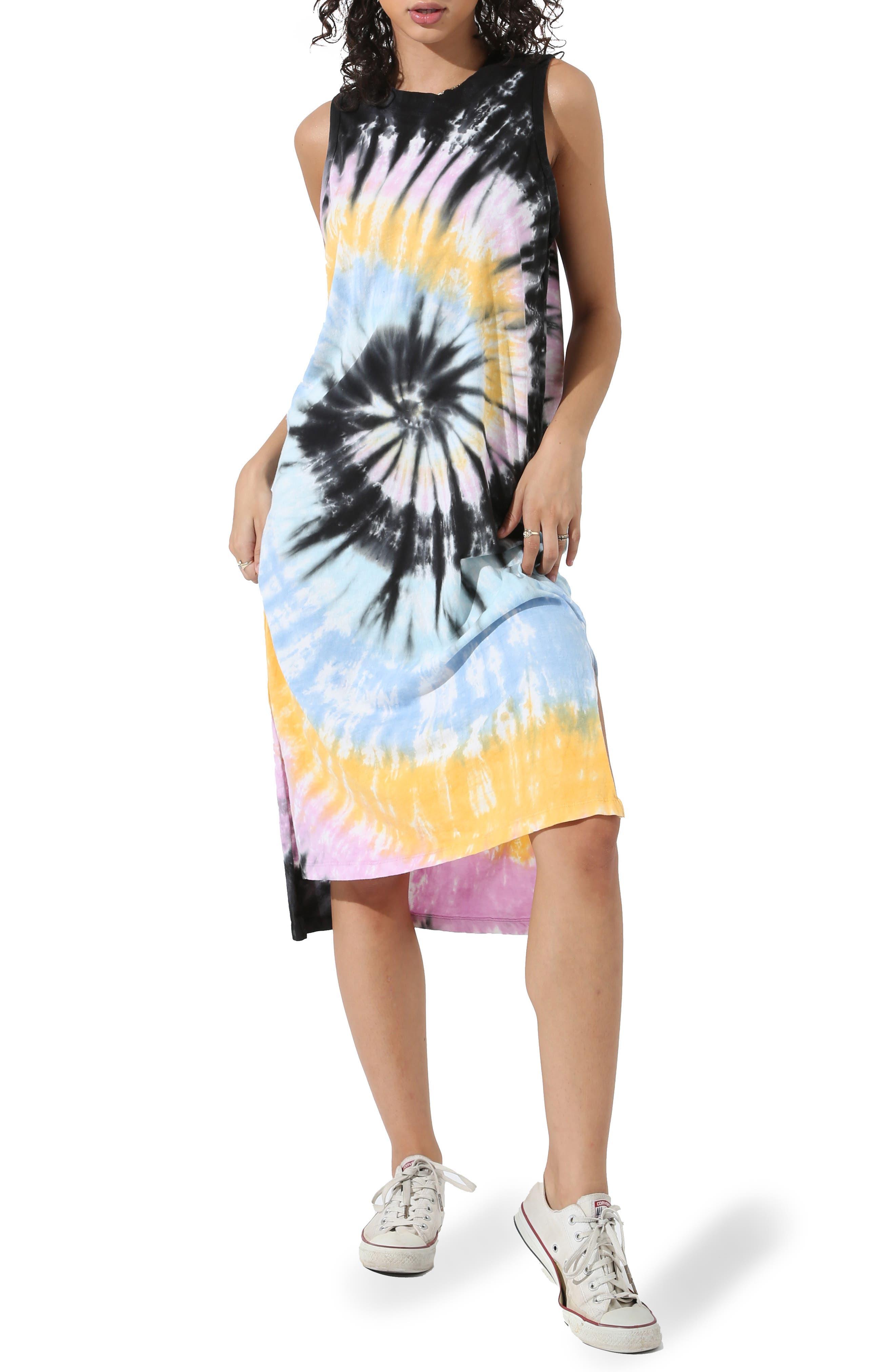 Posey Vibe Sleeveless Dress