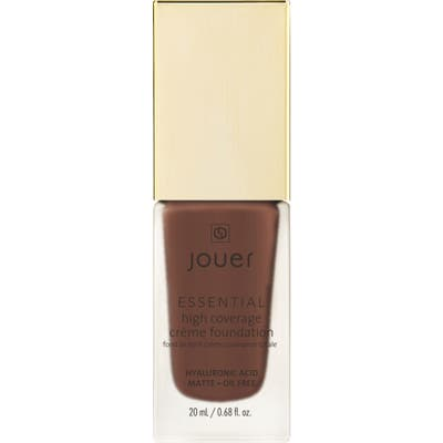 Jouer Essential High Coverage Creme Foundation - Truffle