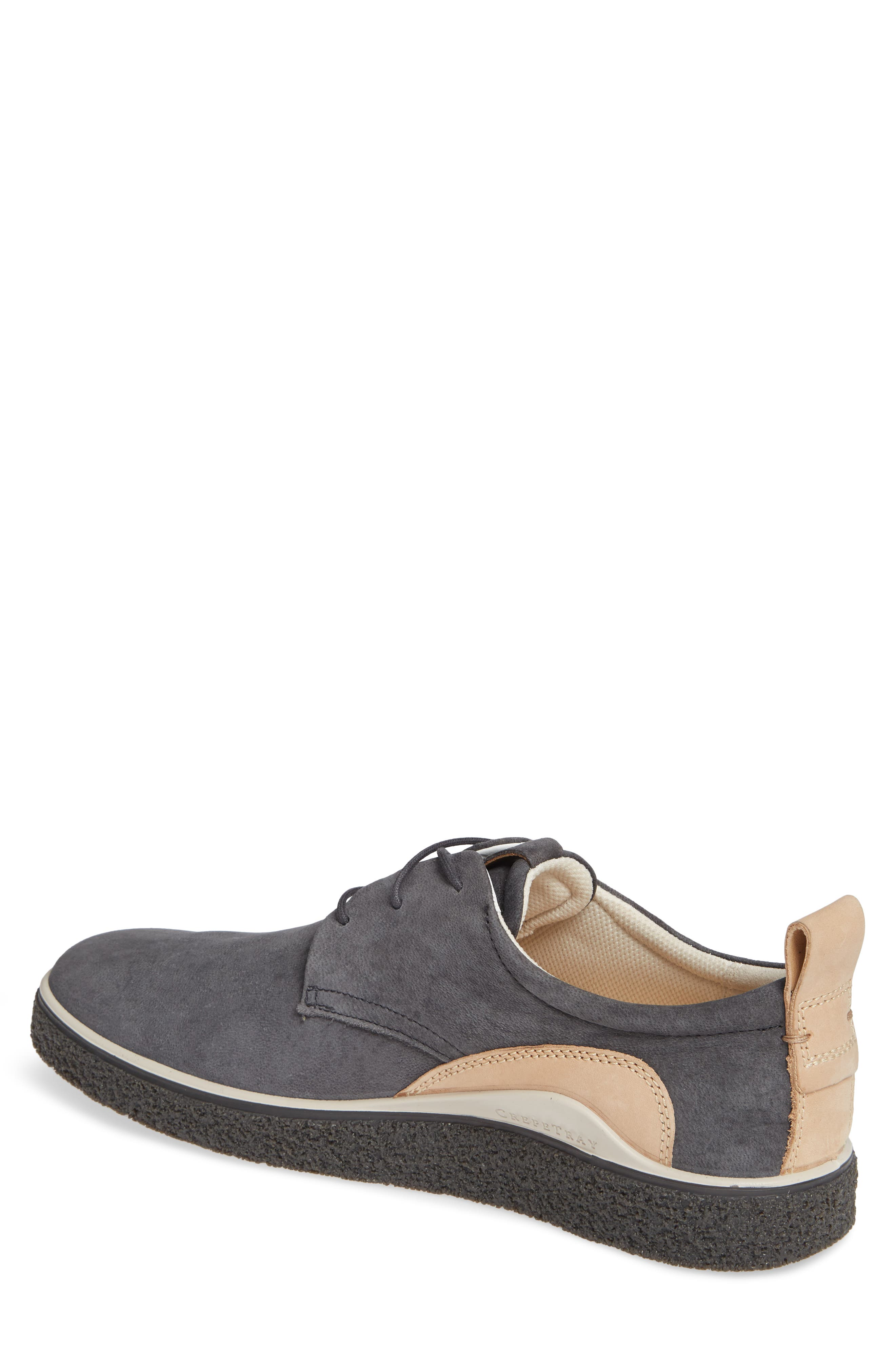 ,                             Crepetray Plain Toe Derby,                             Alternate thumbnail 8, color,                             070
