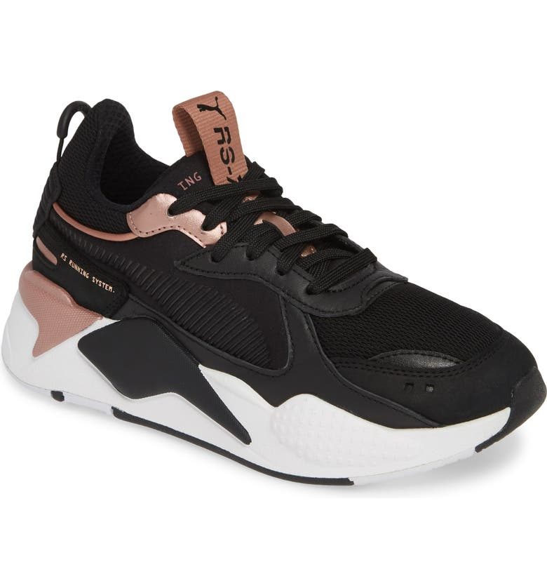 PUMA RS-X Trophy Sneaker, Main, color, 001