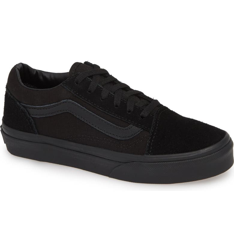 VANS Old Skool Sneaker, Main, color, BLACK/ BLACK