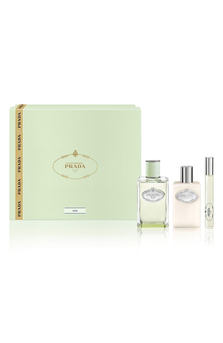 Les Infusions Iris Eau De Parfum Set by Prada