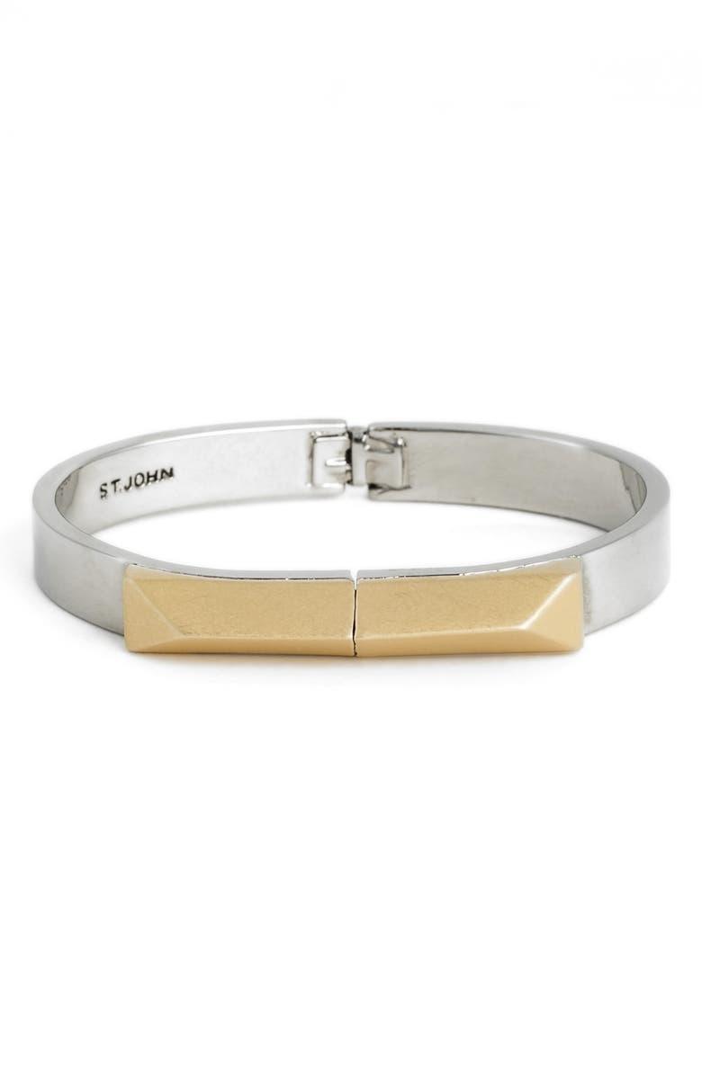 ST. JOHN COLLECTION Metal Bracelet, Main, color, 710