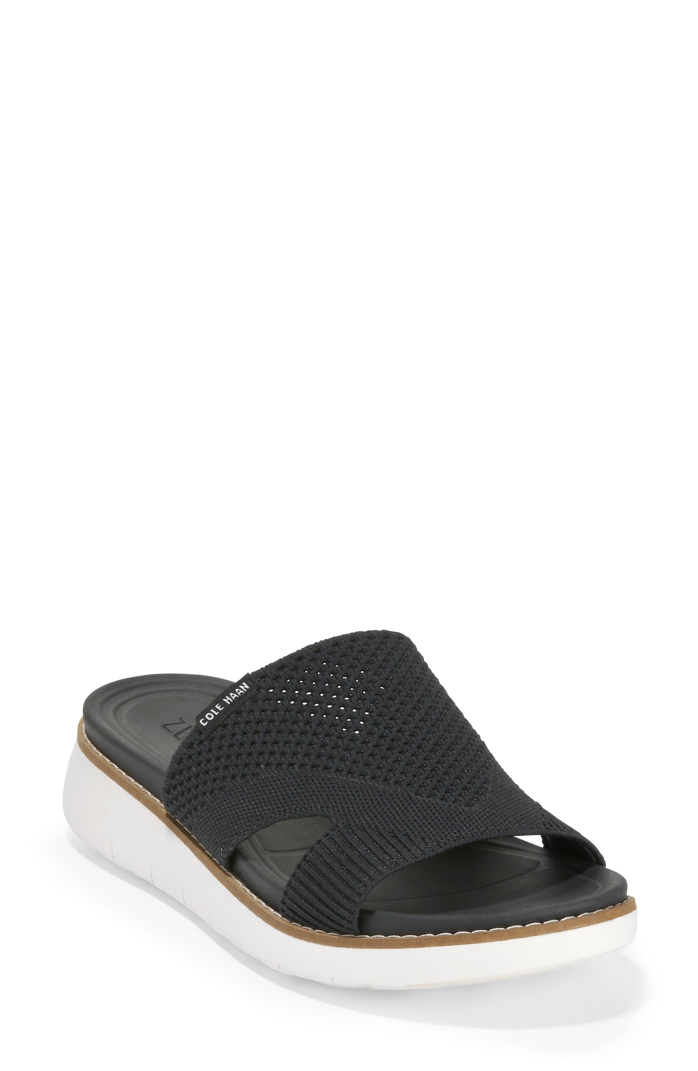 Zerogrand Global Stitchlite(TM) Slide Sandal