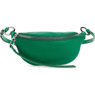 Rebecca Minkoff Bree Mini Belt Bag - Green