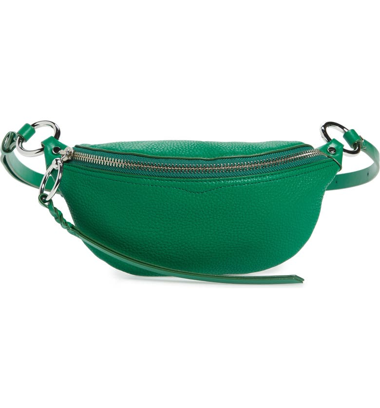 REBECCA MINKOFF Bree Mini Belt Bag, Main, color, 300