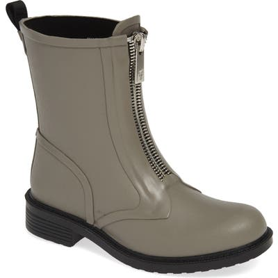 Frye Storm Waterproof Rain Boot, Grey