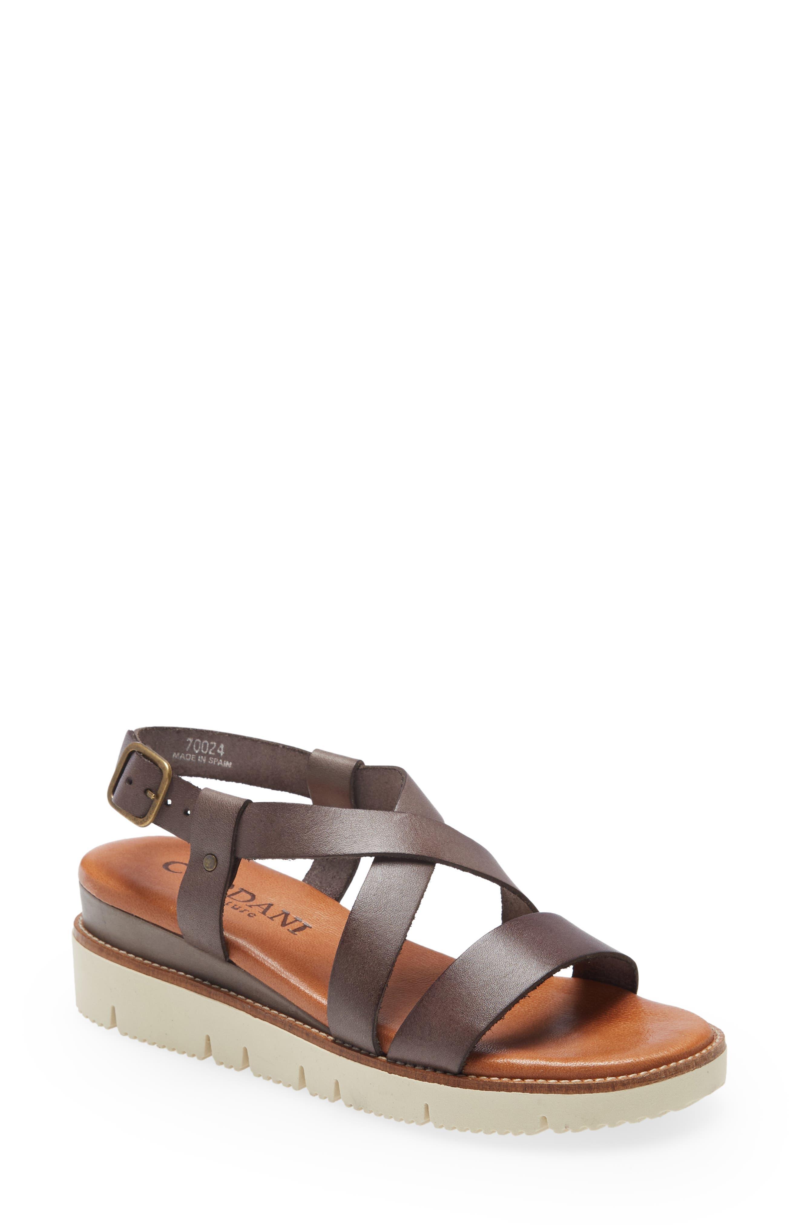 Skyla Strappy Wedge Sandal