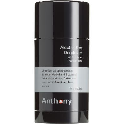 Anthony(TM) Alcohol Free Deodorant