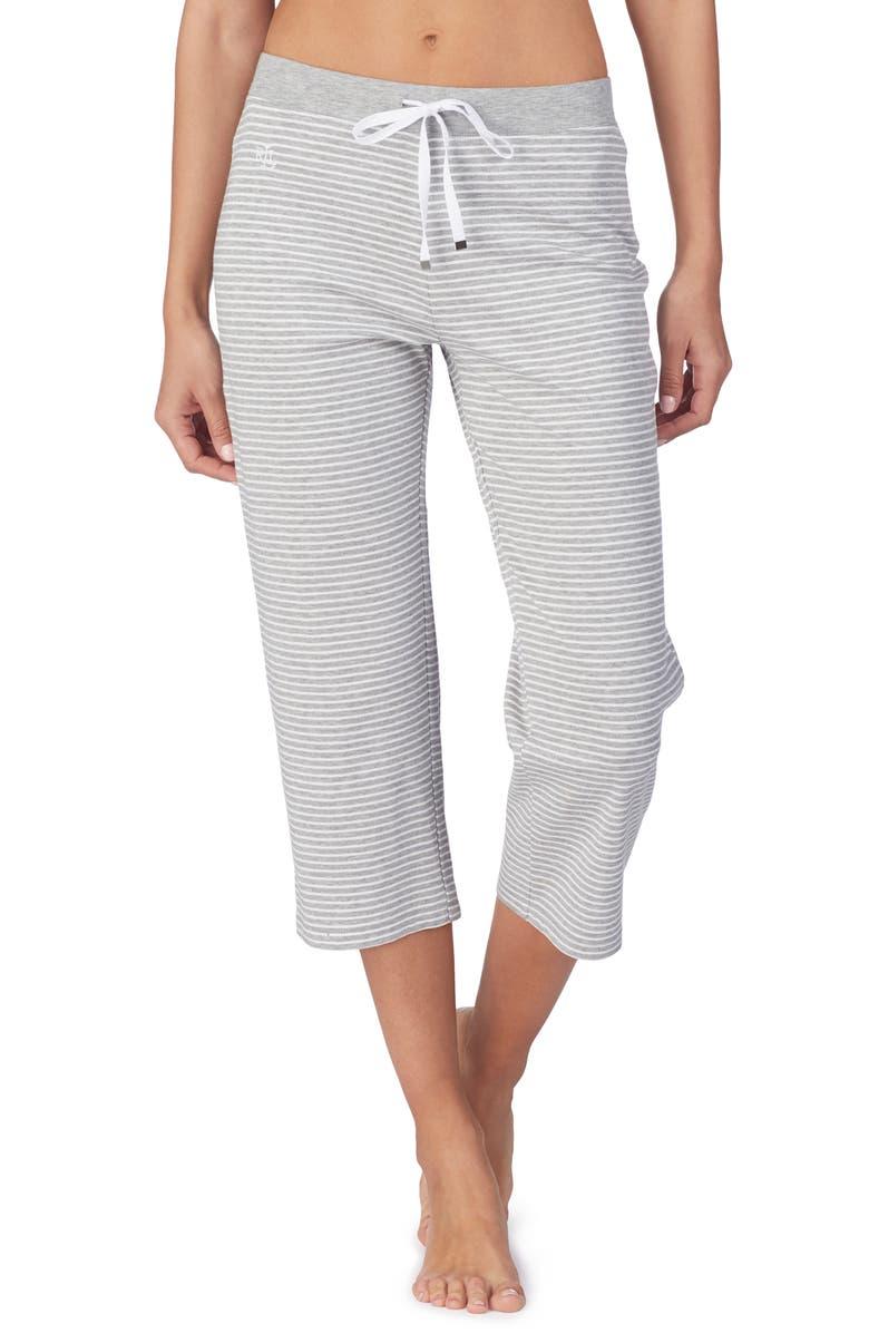 LAUREN RALPH LAUREN Capri Pajama Pants, Main, color, 020