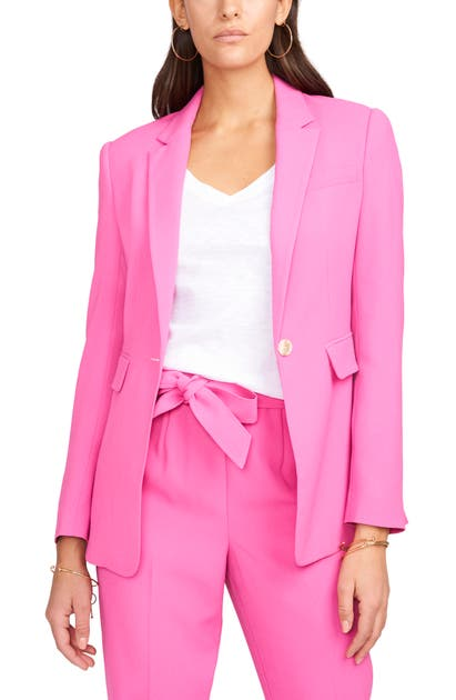 1.state ONE-BUTTON BLAZER