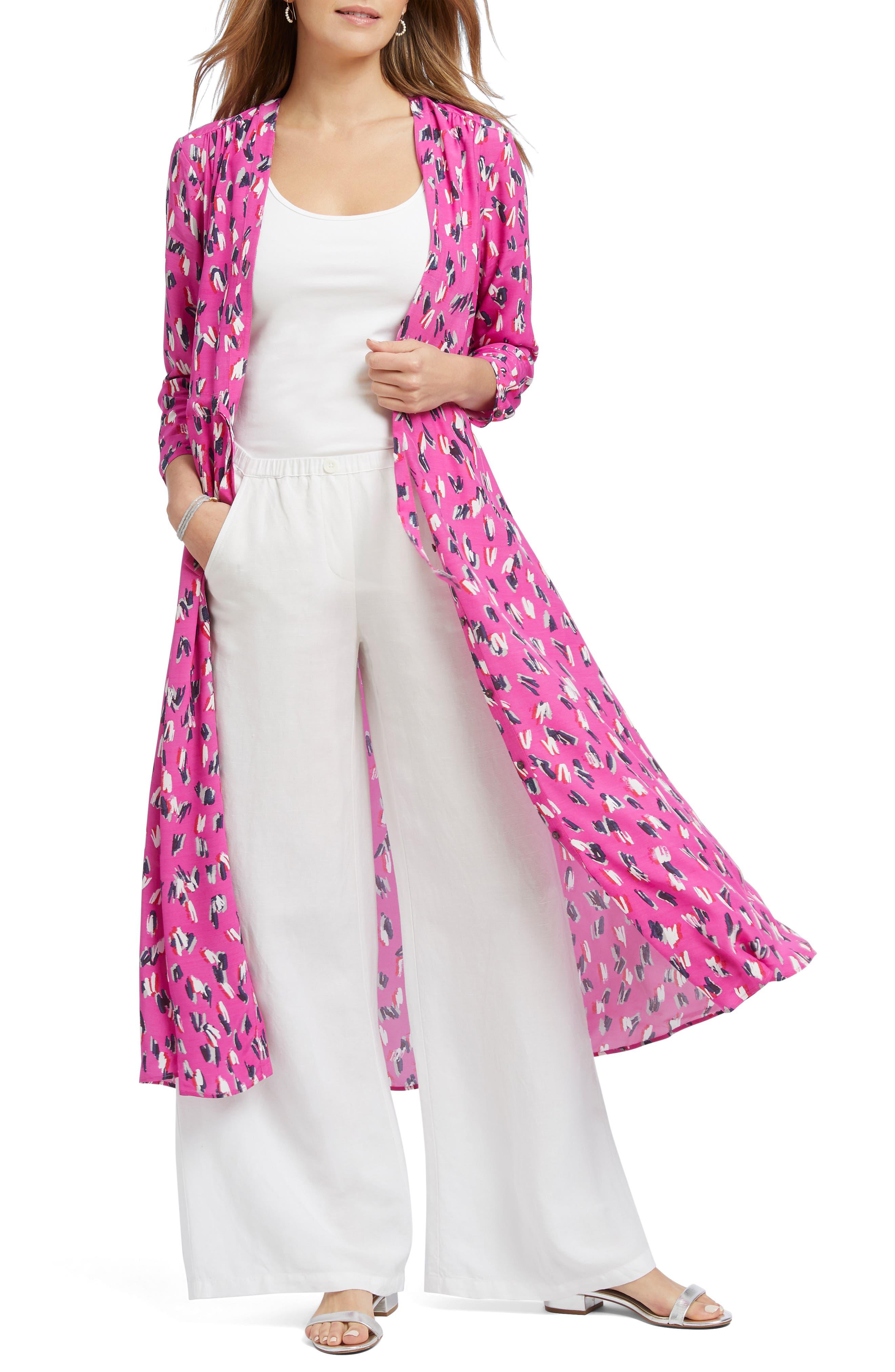 Nic+Zoe Cool Cat Midi Dress