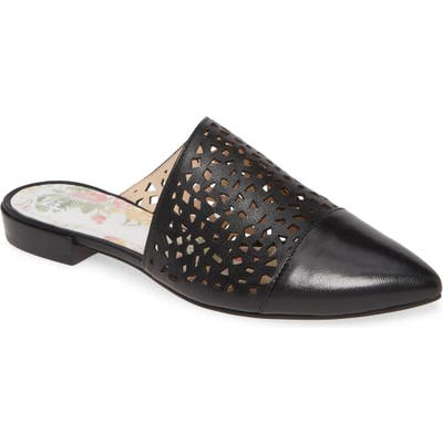 Johnston & Murphy Addie Mule, Black