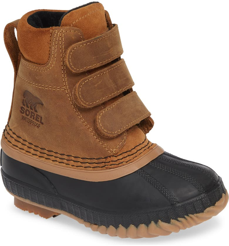 SOREL Cheyanne<sup>™</sup> II Waterproof Boot, Main, color, ELK/ BLACK