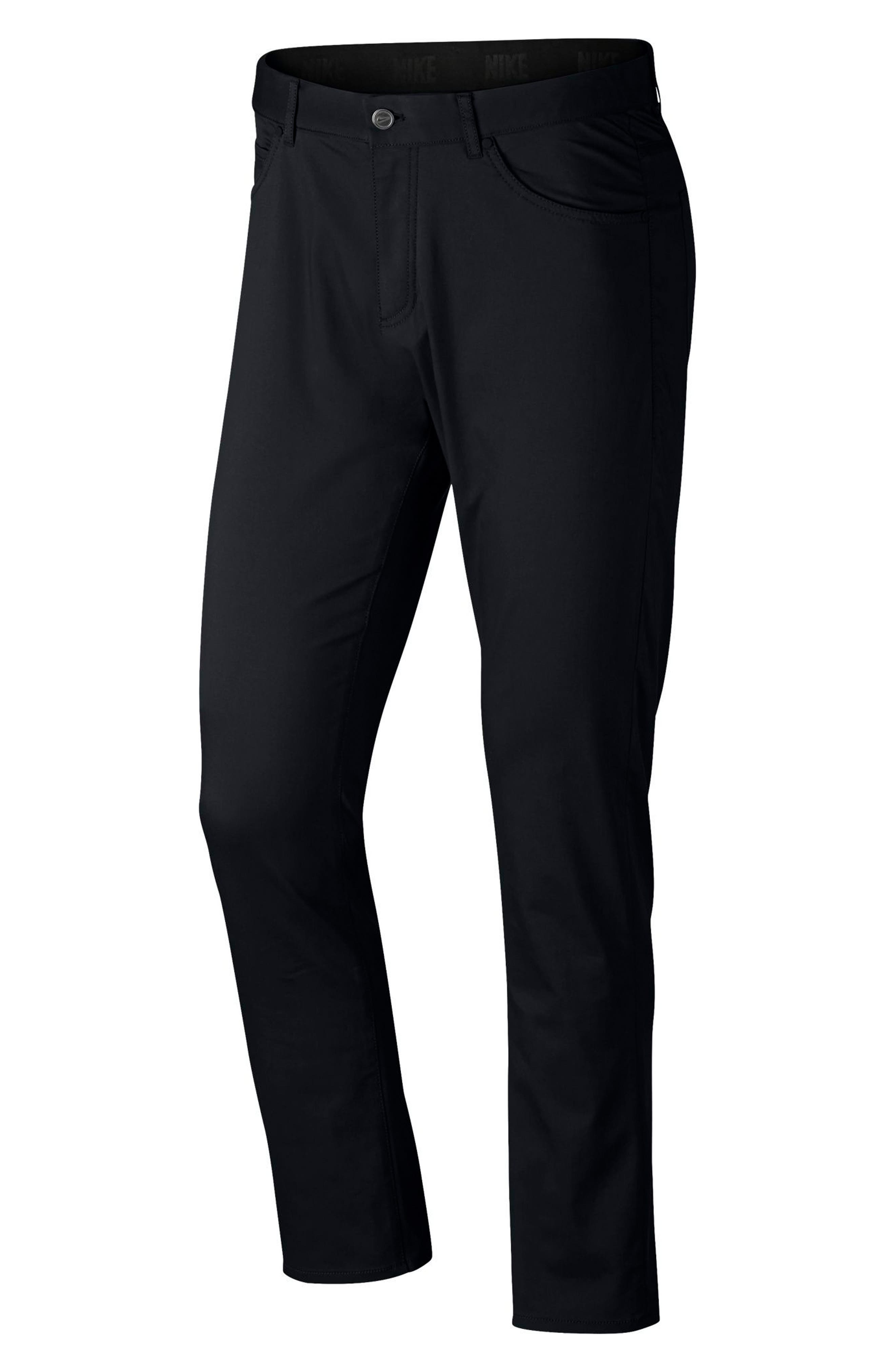 ,                             Flex Slim Fit Dri-FIT Golf Pants,                             Alternate thumbnail 7, color,                             010