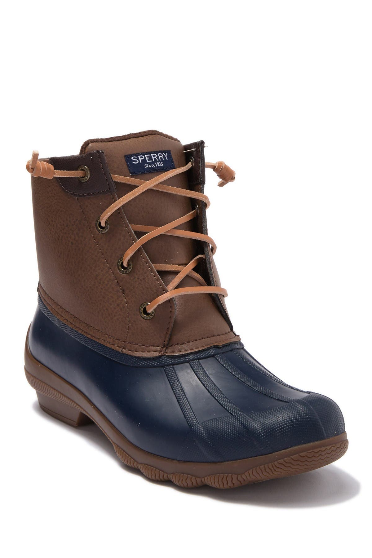 Syren Gulf Waterproof Lace Up Duck Boot