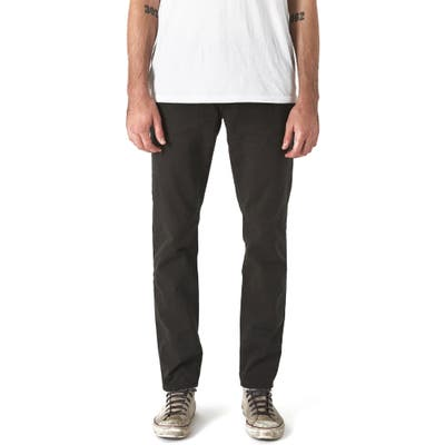 Neuw Lou Slim Fit Twill Jeans, Brown