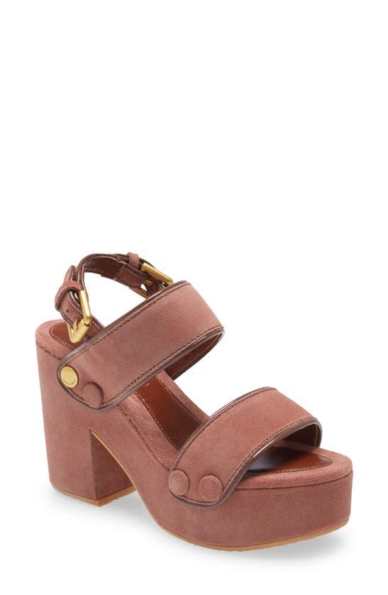 See By Chloé High heels GALY PLATFORM SANDAL
