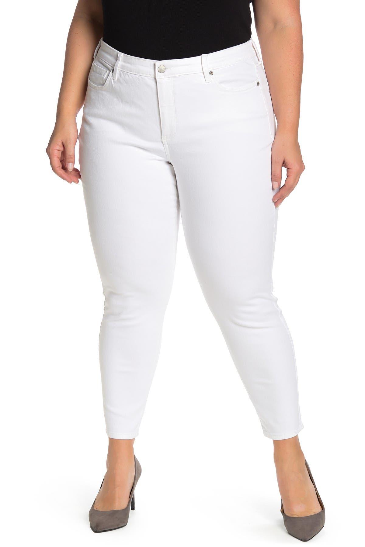 Image of NYDJ Ami Ankle Crop Skinny Jeans