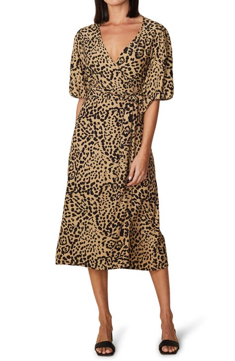 Animal Print Dress Nordstrom
