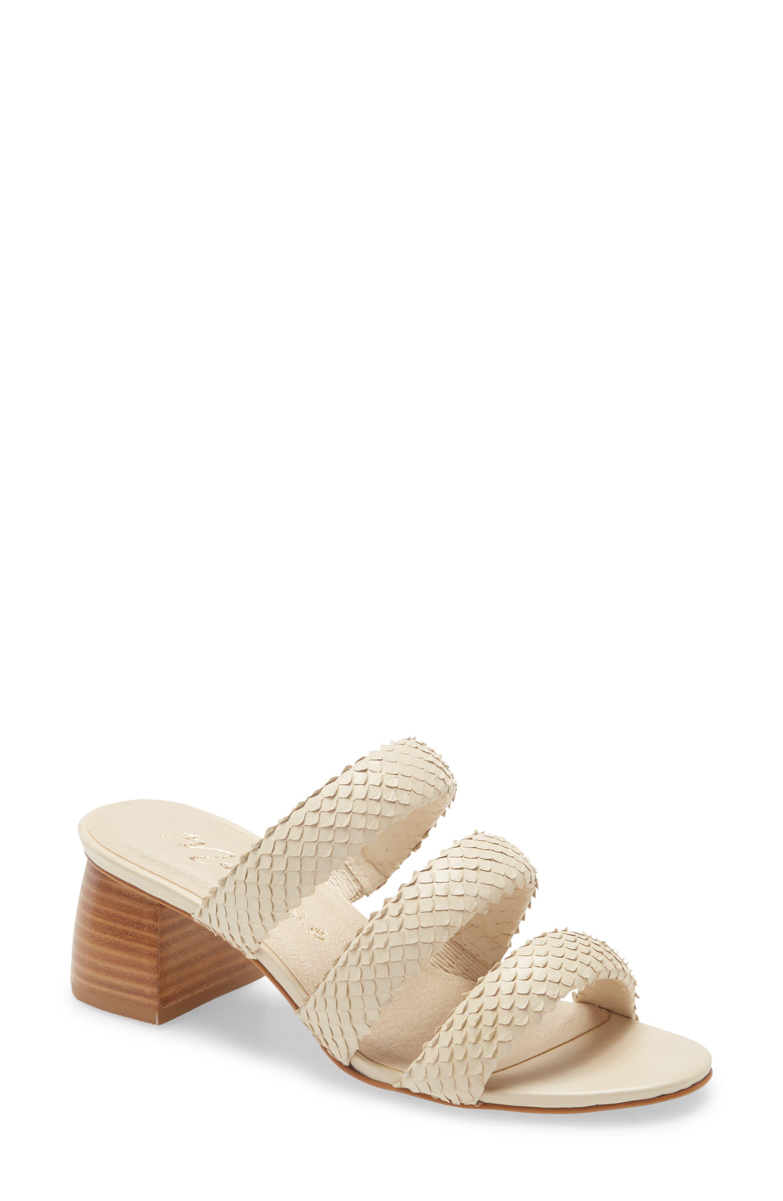 Milano Slide Sandal