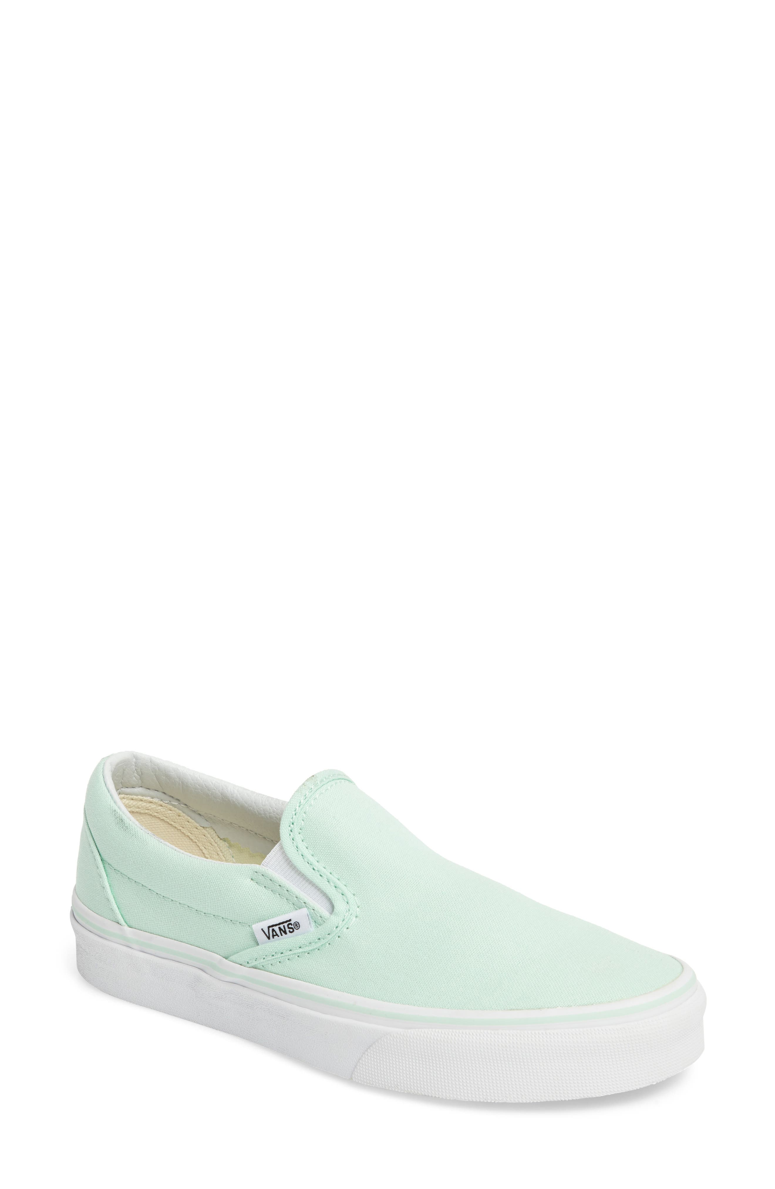 ,                             Classic Slip-On Sneaker,                             Main thumbnail 346, color,                             400