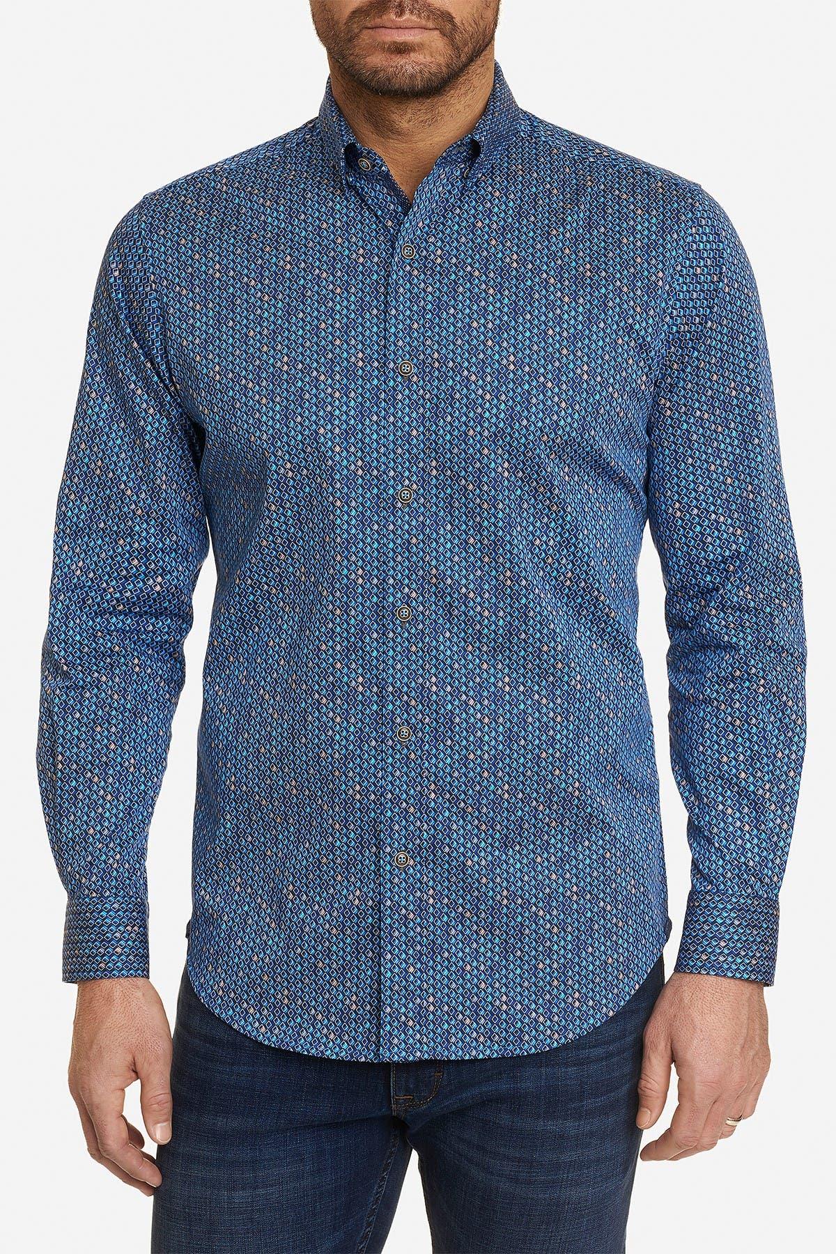 Image of Robert Graham Barnett Long Sleeve Shirt