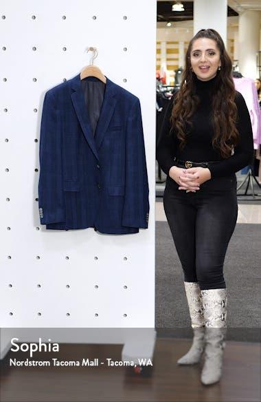 Genius Slim Fit Wool Dress Pants, sales video thumbnail